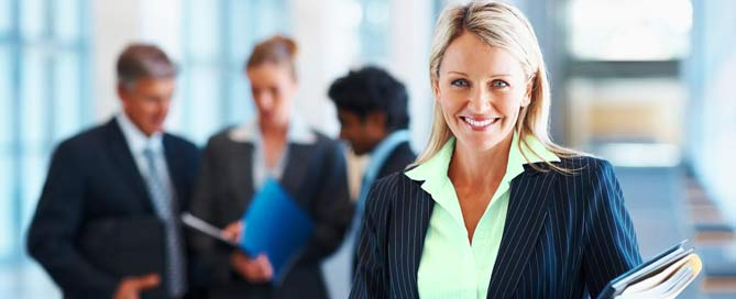Female Executive for Business Coaching and Executive Coaching