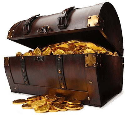 A Career Coach can help you unlock the treasure chest that is your job.