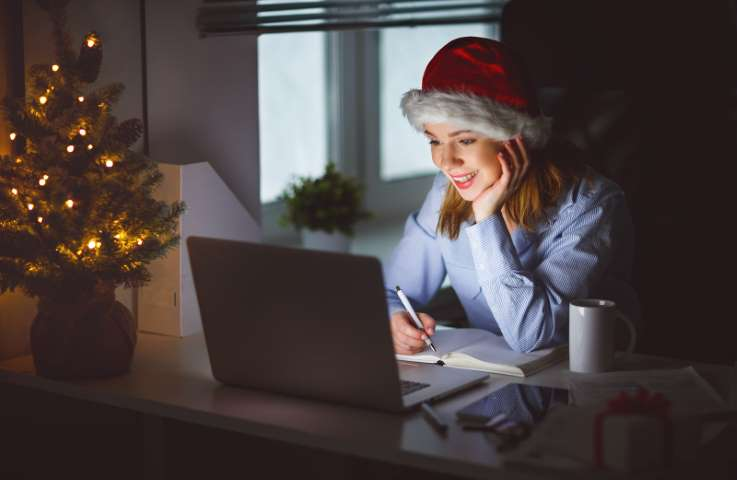 Find a New Job: All I Want for Christmas is…